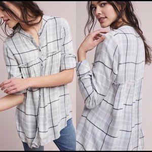 Anthropologie | cloth & stone blouse |
